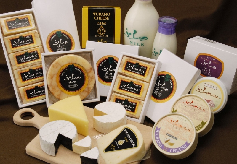 Image result for furano cheese factory