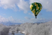 Hot Air Balloons Free Flight/Long Stay Outdoor Experiences
