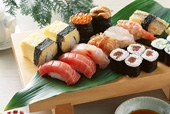 Sushi/Japanese Cuisine/Set Meals