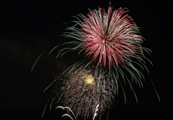 Aug 13 : Furano Firework Display ≪富良野市≫ 2016