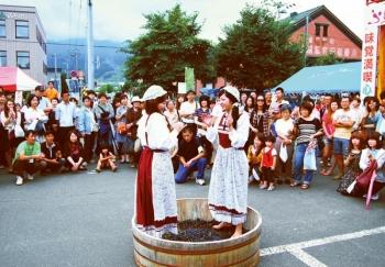 ふらのワインぶどう祭り