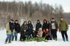 越冬野菜探検隊!Wintering vegetables exploring tour